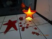 Deko Sterne usw