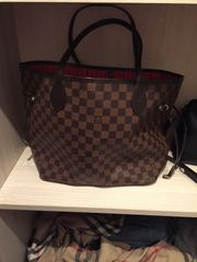 Louis Vuitton Neverful MM Damier