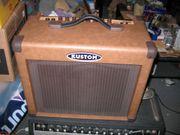 KUSTOM Siena 35 Akustik-Gitarren-und Vocals-Verstärker