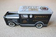 Verkaufe Henry Lambertz Lebkuchen-Truck Blechdose