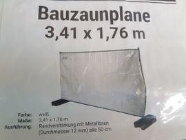 Bauzaun Baustellenzaun Absperrzaun Mobilzaun Absperrgitter: Kleinanzeigen aus Altlußheim - Rubrik Sonstiges Material für den Hausbau