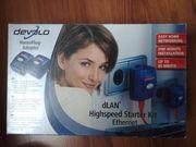 Devolo MicroLink dLAN Highspeed Starter