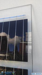 Sonnenstromfabrik Glas Solarmodule ab 5