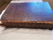 Alte Bibel von Martin Luther