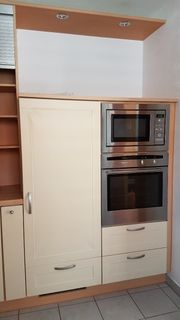 Nobilia Einbauküche inkl Geräten Spüle
