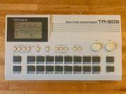 Roland TR-505 Trommelmaschine ROM-Erweiterung Linn