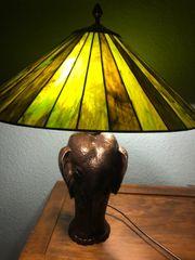 Verschiedene Tiffany Lampen