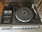 Stereoanlage Röhrenradio