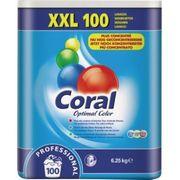 Coral Waschmittel Optimal Color 100Wäschen