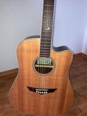 Akkustik Gitarre NEU