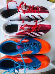 2 Paar ADIDAS Fussball Schuhe