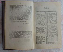 Singet dem Herrn Christliche Lieder: Kleinanzeigen aus Freudenberg - Rubrik Sonstige Antiquitäten