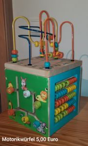 Holzspielzeug verschiedenes