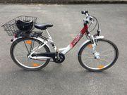 24-Zoll Fahrrad 7 Gänge