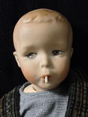 Reproduktion Heubach Junge Raucher gemarkt