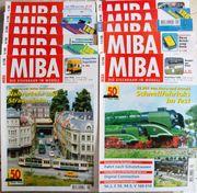 Miba-die Eisenbahn im Modell 1