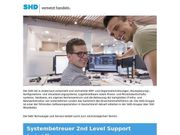 Systembetreuer 2nd Level Support m