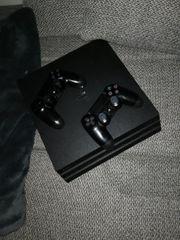 verkaufe PS4 pro