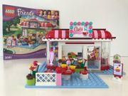 Lego Friends 3061 City Park