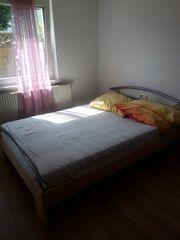 Bett extra breit zu verschenken