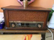 Radio Plattenspieler