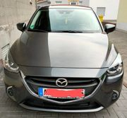 Mazda 2 Skyactiv-G Matrix-Grau Metallic