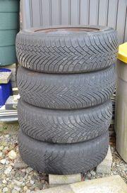 4 Felgen mit Reifen für