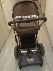 Kinderwagen ABC Turbo 4s mit