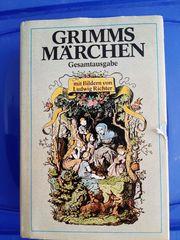 Märchenbuch Grimms Märchen Gesamtausgabe