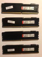 Arbeitsspeicher HyperX DDR4 3200Mhz HX432C18FB2