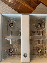 Seltene originalverpackte IKEA Fuga Deckenlampe