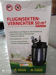 neuwertige Insektenlampe