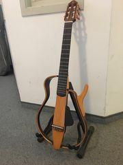Yamaha silent guitar Nylon