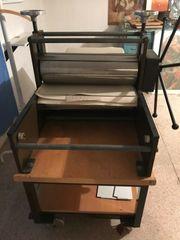 Druckpresse Tiefdruckpresse Radierpresse TOP Zustand