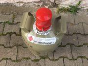 Gasflasche 11 Kg Eigentumsflasche gefüllt