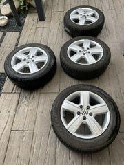 4 Stück Original VW T5