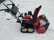 Schneefräse Honda HS 760