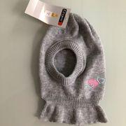 Wintermütze Mütze Baby Mädchen Marineblau