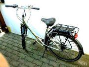 E Bike Pedelec ALU-Fahrrad 36V
