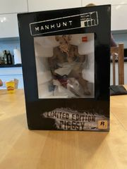 Piggsy Figurine Manhunt Collector Item