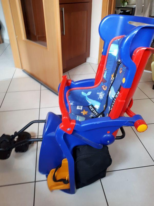 Kinder Fahrradsitz Von Kettler Inkl 2 Halterungen In Hohenbrunn