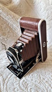 Kamera KRAUSS ROLLETTE Rollfilmkamera 1928