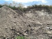 400 m³ Mutterboden kostenlos abzugeben