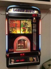 Musikboxen Jukeboxen für 100 CDs