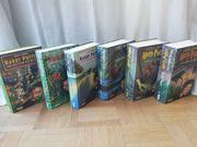 Harry Potter Büchersammlung Band 1-7
