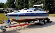 Motorboot Kajütboot Gleiter Bayliner Capri