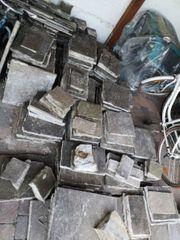 Gebrauchte Porphyrplatten