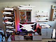 Wohnwand Ikea Billy Regal