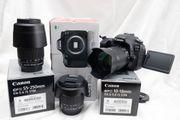 Canon EOS 80 D mit