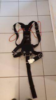 XDEEP Harness Sidemount Tauchen